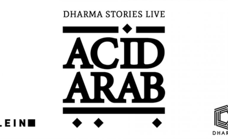 Dharma Stories Live w/ Acid Arab