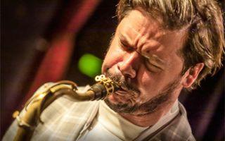 Garanti Caz Yeşili Seamus Blake Quartet