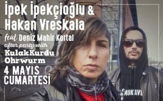 İpek İpekçioğlu & Hakan Vreskala