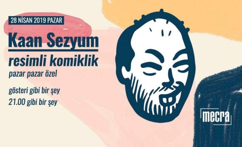 Kaan Sezyum | Resimli Komiklik