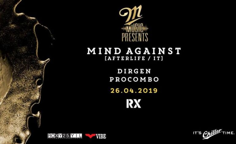 M Music Presents : Mind Against/ Procombo / Dirgen