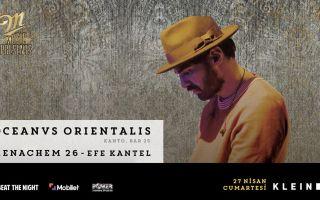 M Music Presents Oceanvs Orientalis
