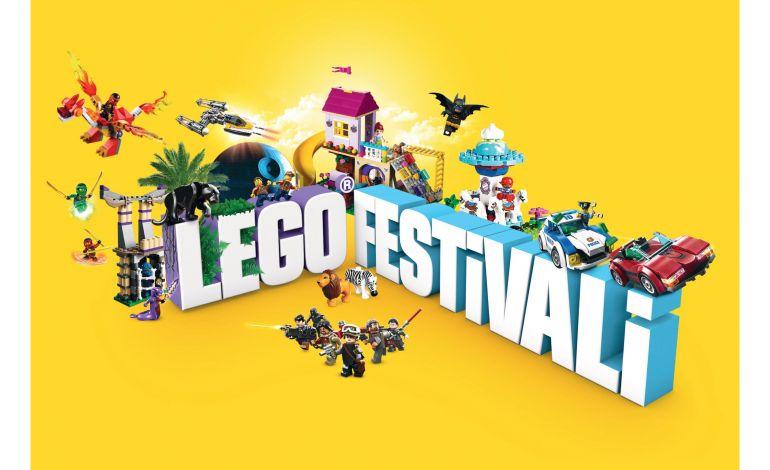Maltepe Piazz'da Lego Festivali Başlıyor