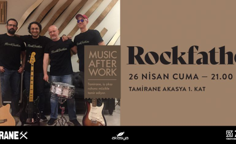 Music After Work – Rockfather