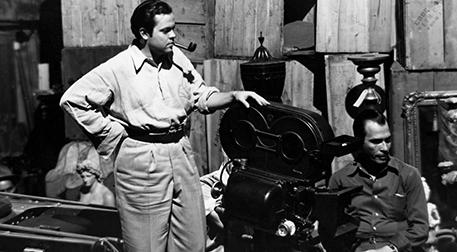 Orson Welles'in Gözleri