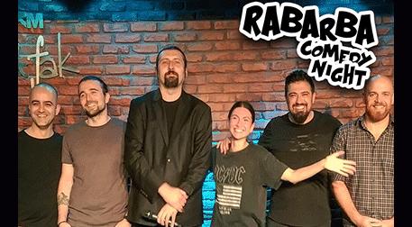 Rabarba Comedy Night