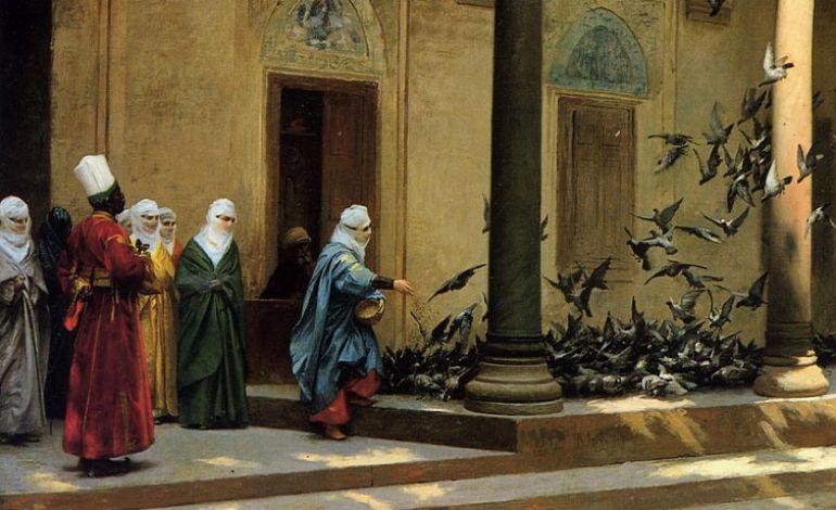 Sanat Tarihi Konuşmaları: Oryantalizm ve Harem