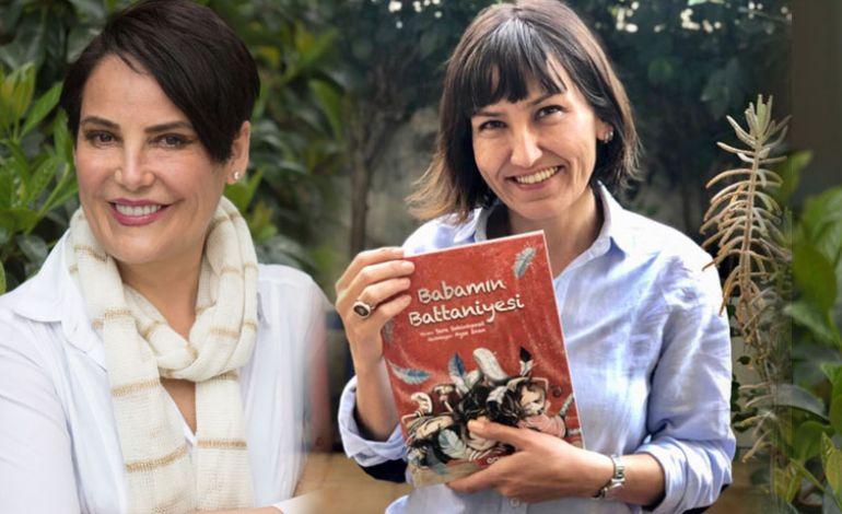Sara Şahinkanat ve Ayşe İnan'dan Yeni Bir Macera: Babamın Battaniyesi