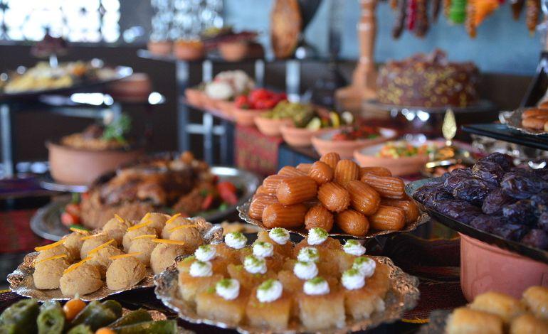 Ramazan'a Özel Lezzetler Sizi Bekliyor