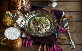Ramazan Ayına Özel Menüler