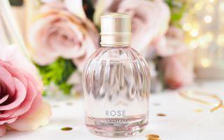Anneler Günü Parfümlerinin En Özeli L'Occitane Rose Eau de Toilette