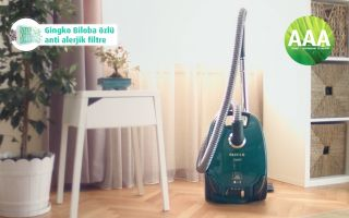 Profilo Flooris Elektrikli Süpürgeyle Bahar Temizliği Çok Kolay