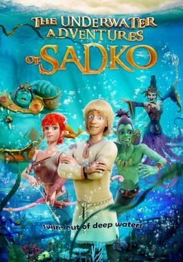 The Underwater Adventures of Sadko