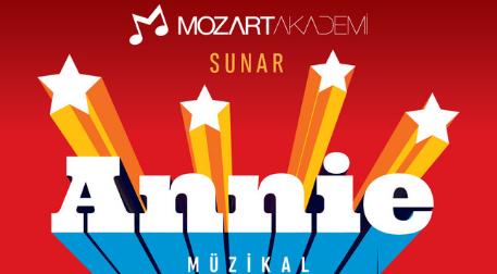 Annie Müzikali - Mozart Akademi