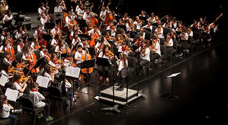 Barış için Müzik Orkestrası ile Sez