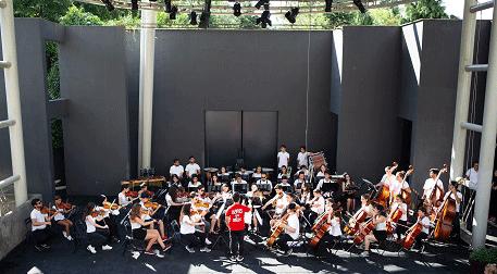 Barış için Müzik Orkestrası