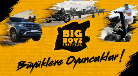 Big Boyz Festival - Cumartesi