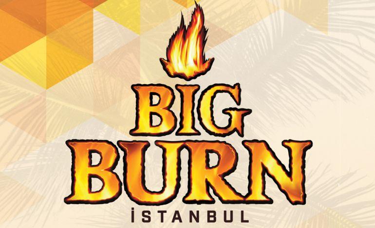Big Burn İstanbul 2019