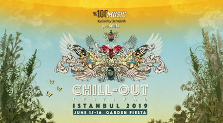 Chill-Out Festival Istanbul 2019