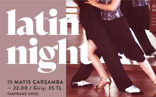 Dance Sessions / Latin Night