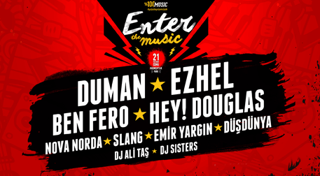 Duman - Ezhel-Ben Fero-Hey Douglas