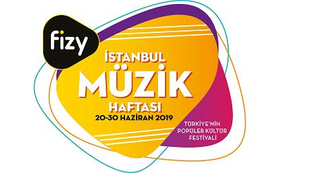 fizy İstanbul Müzik Haftası