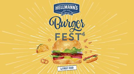 Hellmann's Burger Fest - 15 Haziran