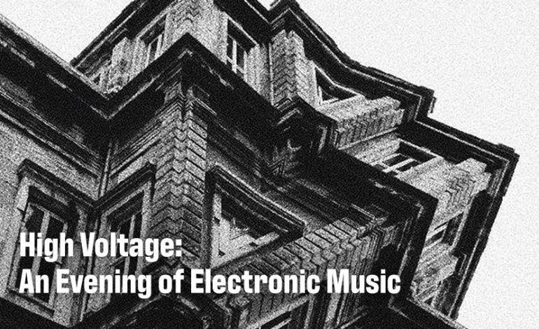 High Voltage: An Evening of Electronic Music