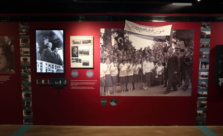 Hoş Geldin Gazi - Atatürk'ün İstanbul Günleri (1927–1938) Sergisi