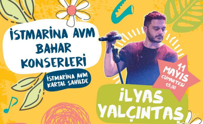 İlyas Yalçıntaş İstMarina AVM'de