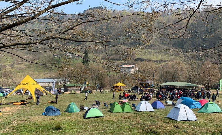 Jack Wolfskin ile Doğaya Dönüş İstanbul Kampı