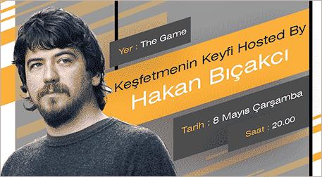 Keşfetmenin Keyfi hosted by Hakan