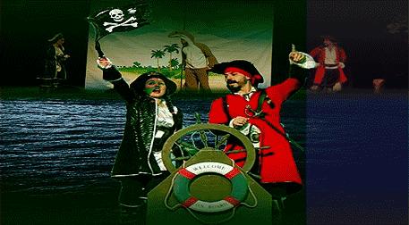 Korsan Kardeşler Hazine Peşinde