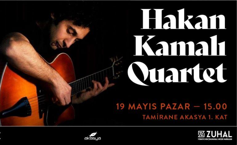 Morning Jazz Sessions / Hakan Kamalı Quartet