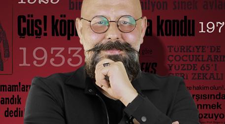 Mustafa Can ile Geçmiş Gazete