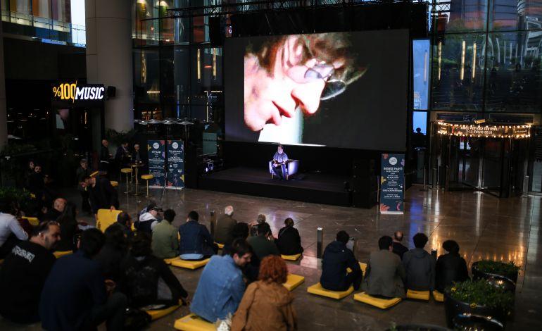 PSM Caz Festivali'nden Açık havada sinema keyfi