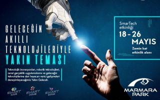 Yakın Gelecek Marmara Park'ta