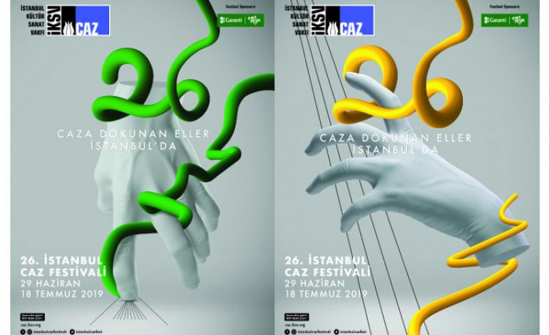 26. İstanbul Caz Festivali Programı Açıklandı