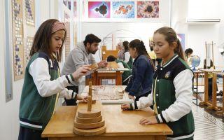 QNB Finansbank Tales Matematik Müzesi Gezici TIR'ı Yaratıcı Çocuk Festivali'nde