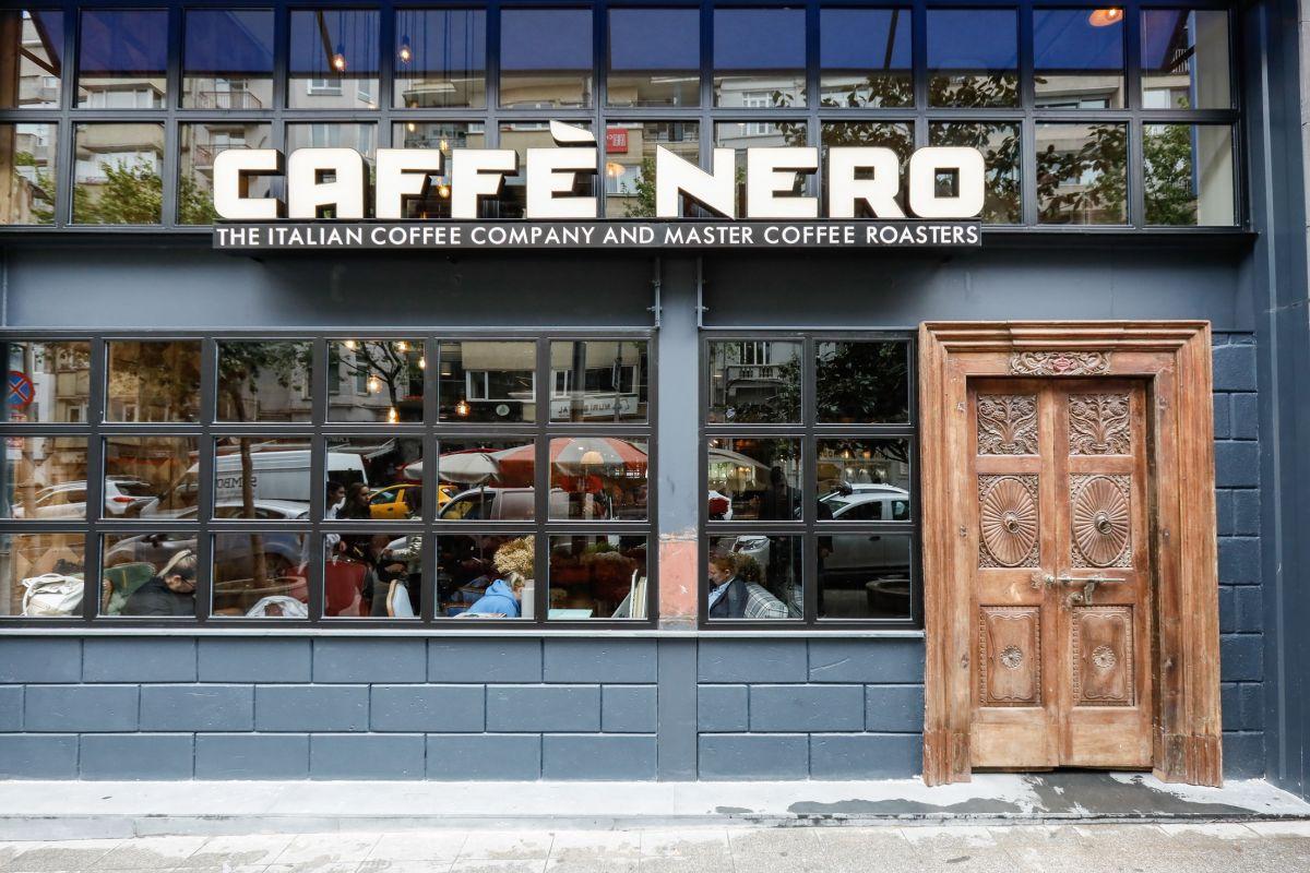Nişantaşı, Caffè Nero'nun Yeni Kahve Evi Deneyimiyle Tanışıyor