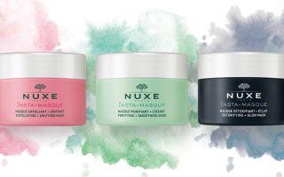 Nuxe Insta-masque ile Anında Etkili Güzellik Anları
