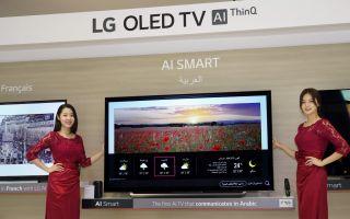 Yapay Zekalı Televizyonlarda Çoklu Dil Desteği
