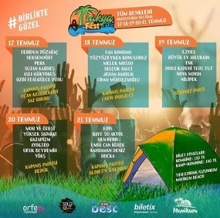 Trakya Fest - Cuma