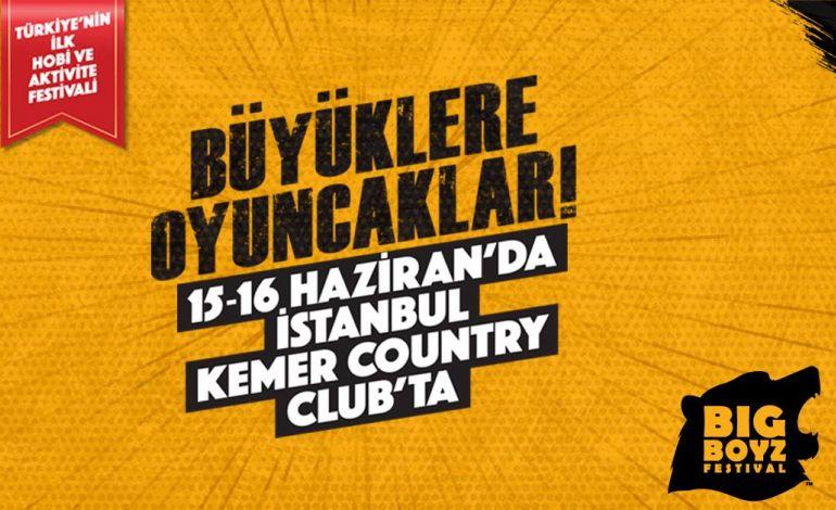 Big Boyz Festival - Pazar