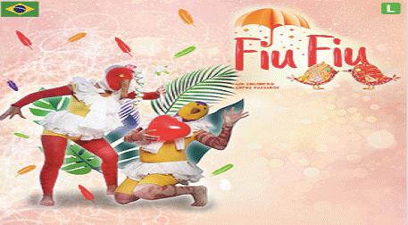 Fiu Fiu - a Meeting Between Birds