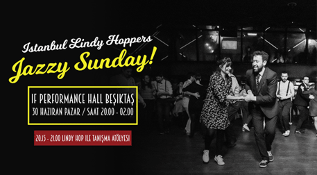 İstanbul Lindy Hoppers Jazzy Sunday