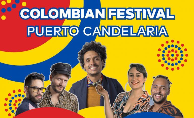 Kolombiya Günü Yapı Kredi bomontiada'da