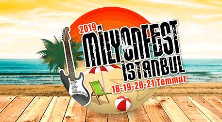 MilyonFest İstanbul Perşembe