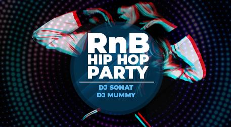 RnB - Hip Hop Party