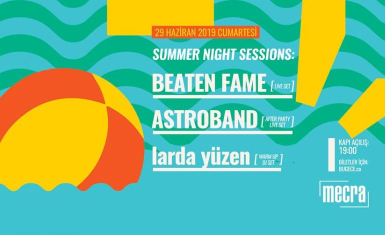 SNS: Beaten Fame • Astroband [live sets]